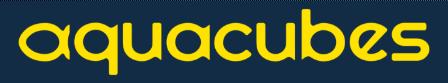 Logo aquacubes